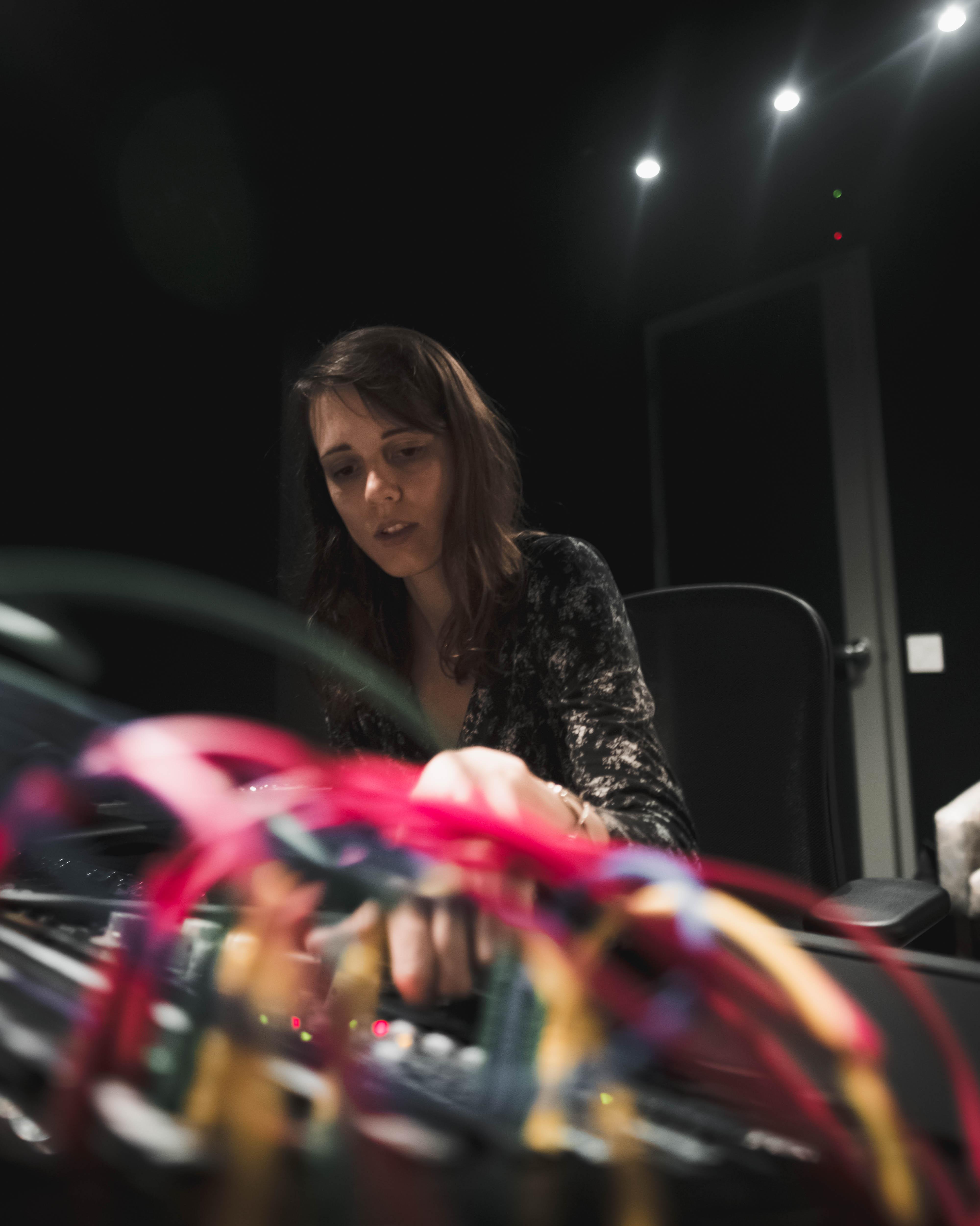 Artscape Daniels Launchpad Sound Recording Studio Technician Marian Hutten