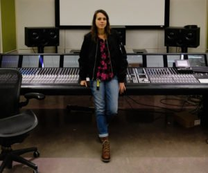 A Jack Of All Audio Trades: Mariana Hutten Facilitates Audio Recording And Production Workshops