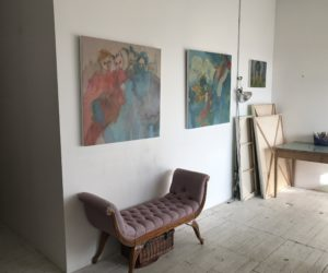 Artist Studio Available For Sublet From March 1 To August 31 At Artscape Distillery Studios