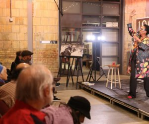 Storytelling Toronto Presents The Toronto Storytelling Festival At Artscape Wychwood Barns
