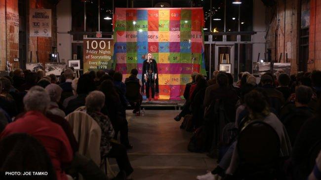 Artscape Wychwood Barns Storytelling Toronto Toronto Storytelling Festival