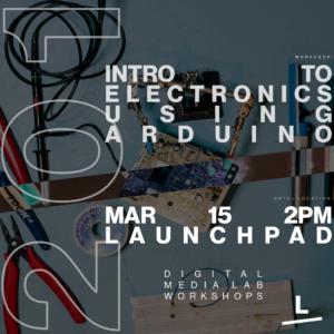 Artscape Daniels Launchpad Electronics Studio