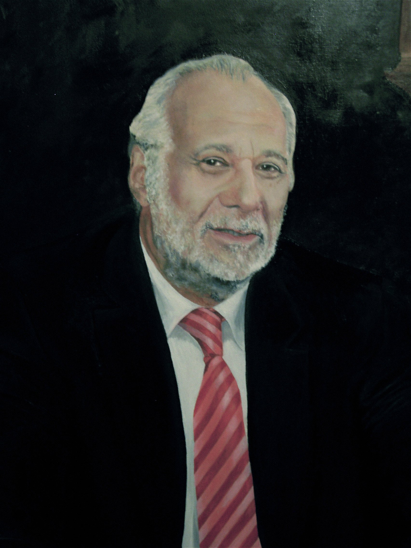 Portrait Of Dr. Paul Garfinkel