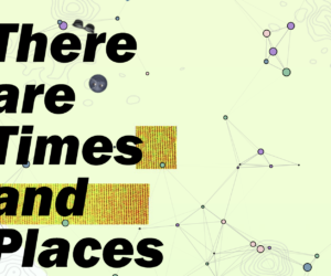 Get Your Art Fix Online With Koffler.Digital's Exhibition, There Are Times And Places