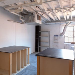Shared Artist Studio Space Available July 1 At Artscape Distillery Studios