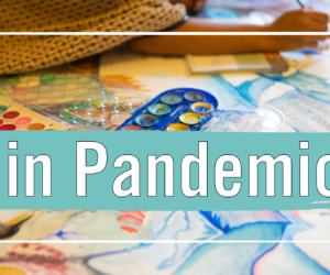 Art In Pandemic! SKETCH Celebrates The Creativity Of Young People