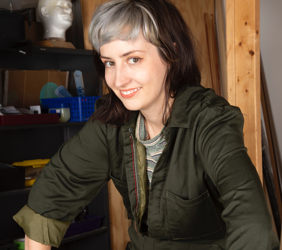 How COVID-19 Can Impact The Art You Create In The Future: Lessons On Art Puberty From Studio Technician Nicole Brunel