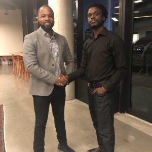 Isaac Jr. Olowolafe Of Dream Maker Inc.