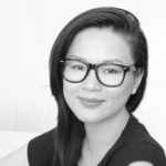 Charlize Nguyen is the Artscape Emerging Artist Award winner at the 2020 Toronto Outdoor Art Fair.