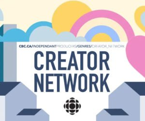 An Exciting Opportunity To Pitch The CBC Creator Network