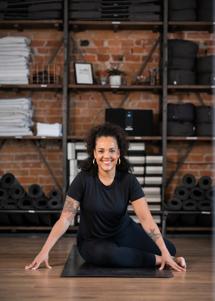 Melissa Doldron, RMT Artscape Daniels Launchpad Member Wellness