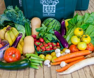 Foodshare Supports Artists At Artscape Bayside Lofts With Free Fresh Vegetables And Fruit Deliveries During COVID-19