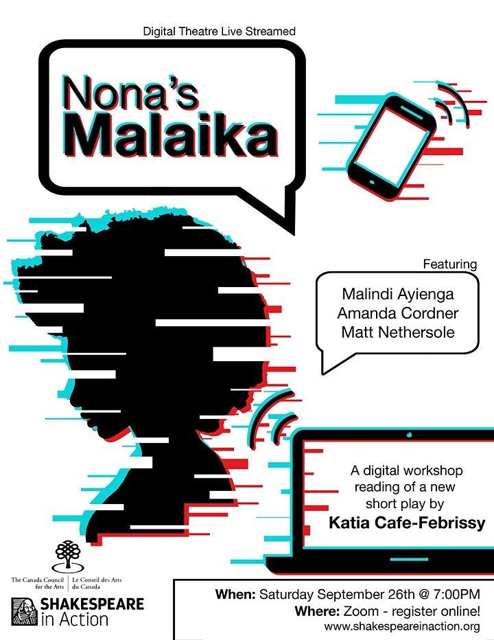 Shakespeare In Action Nona's Malaika