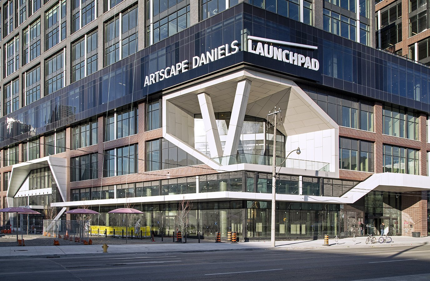 20190103. Artscape Daniels Launchpad Is Now Open At Jarvis And Q