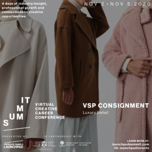 Launchpad SUMMIT features VSP Consignment