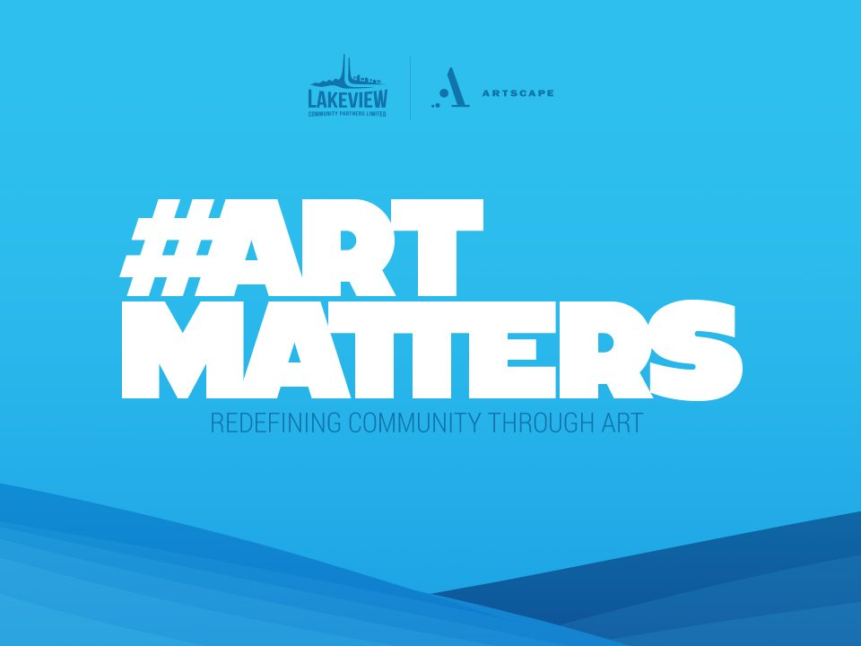 News Release: Lakeview Community Partners Limited And Artscape Announce The Selection Of Local Artists For Exciting Works Set To Animate Lakeview Village In Mississauga